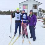 Koulun hiihdot